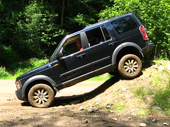 Land Rover Discovery 3 in Bilstain photo by KlausNahr