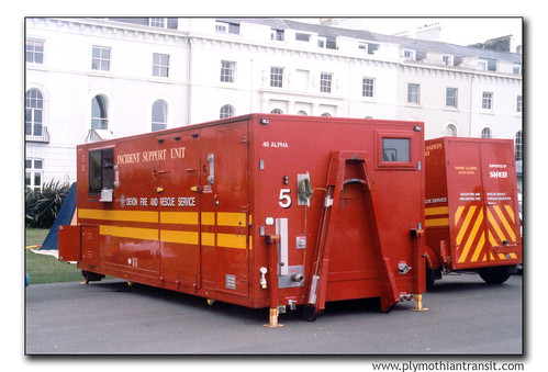 Devon Fire 49 Alpha 'pod'