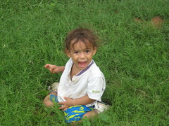 #Nathan in the Grass