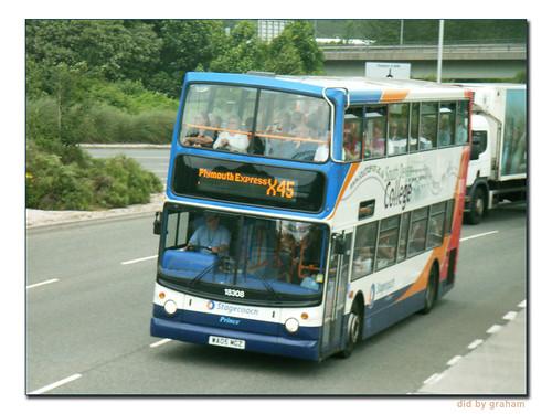 Stagecoach Devon 18308 WA05MGZ