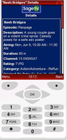 SageTV Mobile3