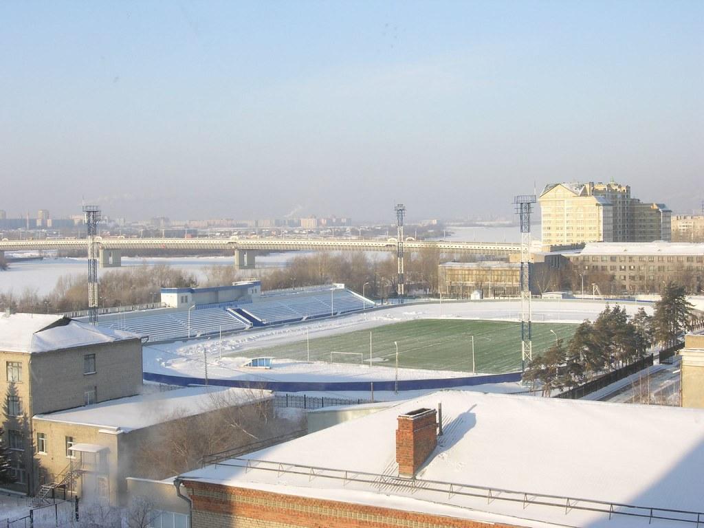 omskgazmyas/ омскгазмяс - стадион команды