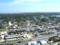 Tiltshift Florida photo by talia the AMAZING