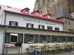 Schutzhaus Tierser Alpi