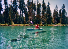 Spring Creek Flying Kayak photo by ex_magician