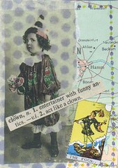 ATC- Image Transfer - Clown