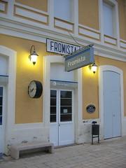 Fromista Train Station