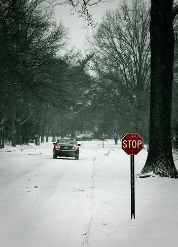 Stop The Snow - processed