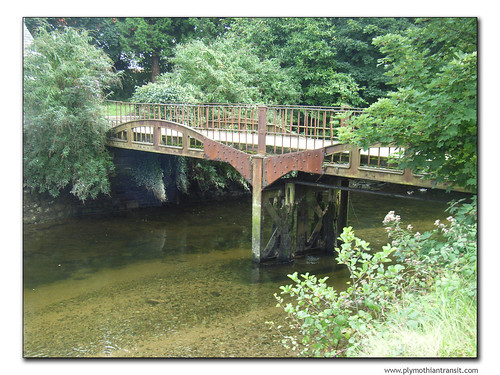 Bridge over the River Plym