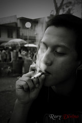 Niko smoke photo by xRory Divino Jr.x (Needs to go out and shoot more