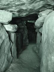 Interior of W. Kennet Long Barrow
