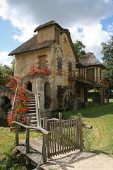 Marie Antoinette's Village (Versailles - France) photo by Kaptah