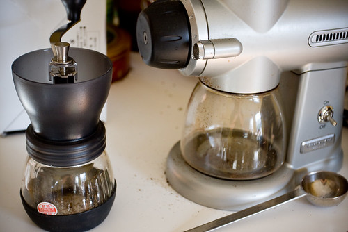 twocup electric coffee makers with two ceramic cups