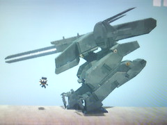 Metal Gear Rex MK5 Prototype photo by celteen