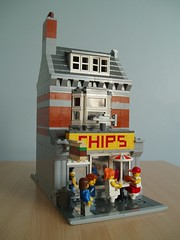 Chip Shop photo by Mad physicist