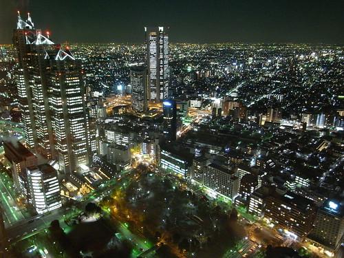 TOKYO Night @45F