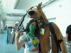 Black Nerd Scooby Asks a Chola photo by Black Nerd