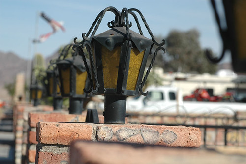 My lanterns