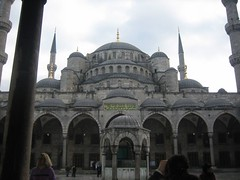 Istanbul 02.18.06 Blue Mosque 04