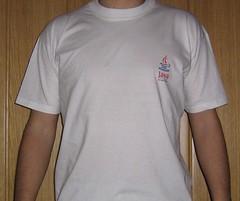 Parte frontal camiseta