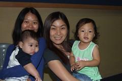 Sarah, Caitlyn, Angie and Renee