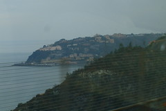 On the bus to Savona