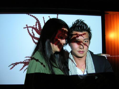 projection maria & tsuyoshi
