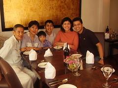 Ona & Horca families (June 3, 2006)