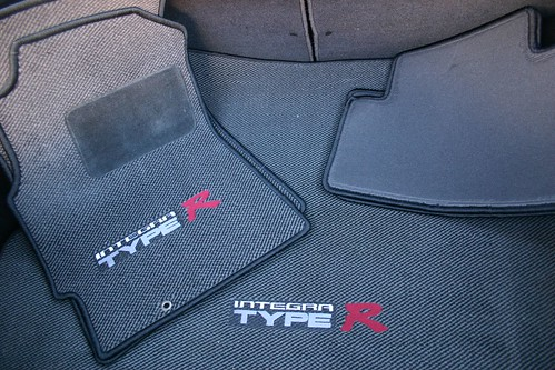 Oem Itr Floor Mats I Have Never Seen Before Honda Tech