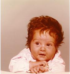 Elaine 5 wks old