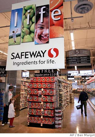 Safeway marketing