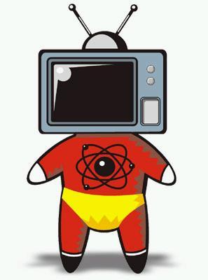 El Hombre Radiactivo Cabeza de Tele