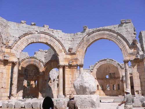 Qala'at Samaan 2