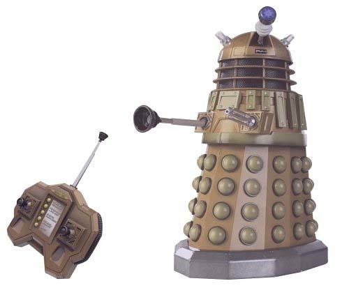 remote Dalek