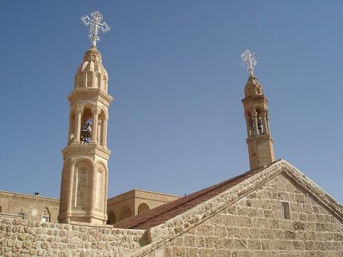 klasztor Mor Gabriela w Tur Abdinie