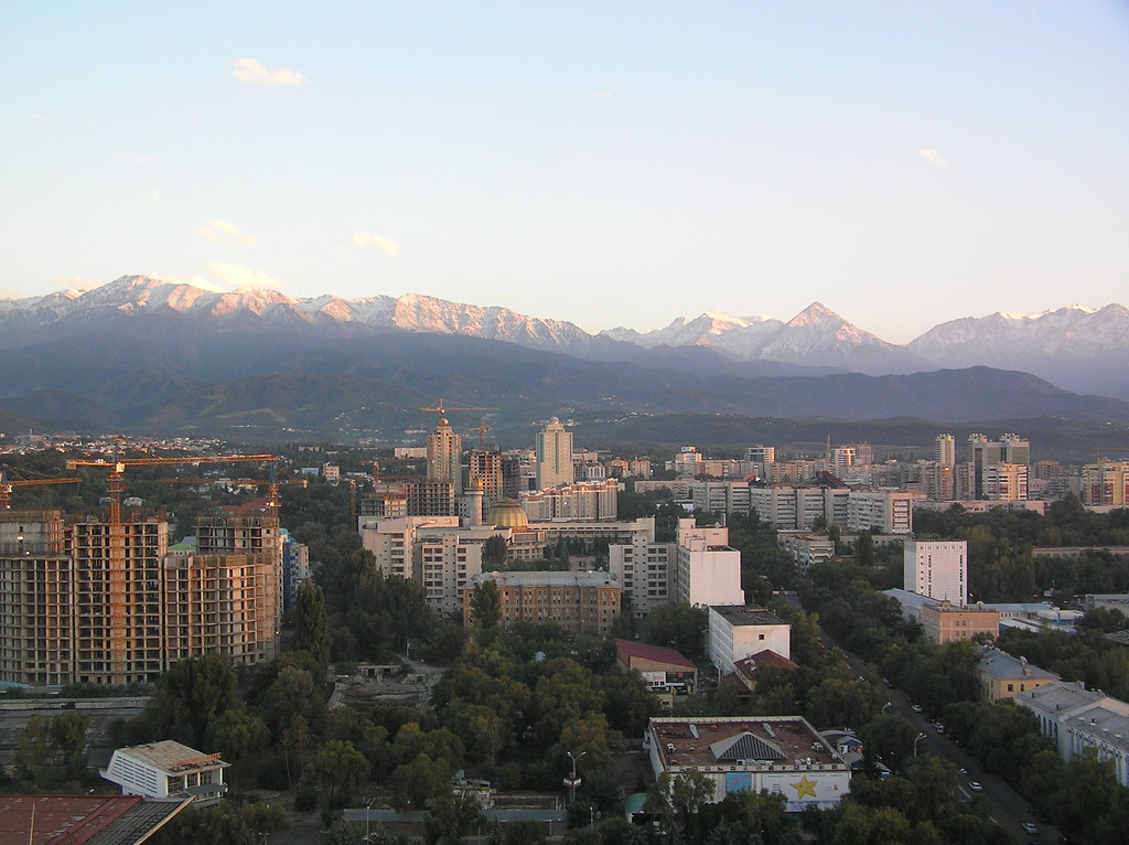 city dating almaty Located on the ancient silk road, it is nowadays home to some 14 million people, or nine per cent of the national population, and is still the country's largest city and prime commercial centre for those interested in kazakhstan travel, the roots of almaty date back to 1000-900 bc when the first farmers and cattle breeders.