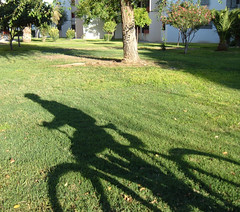 Sombras bici