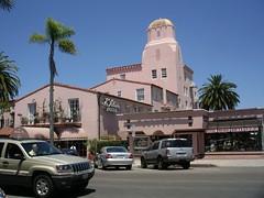 Street Scenes,La Jolla.CA