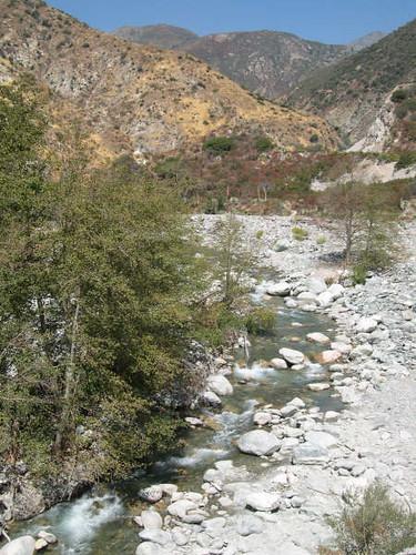 East Fork San Gabriel River