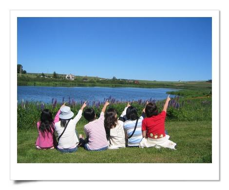 PEI閃亮之湖