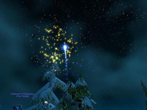 Feuerwerk!
