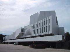 Finlandia Hall, Helsinki, Finland