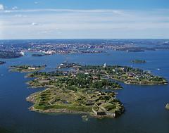 Suomenlinna Island Fortress, Helsinki, Finland