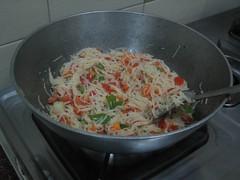 spicy vermicilli