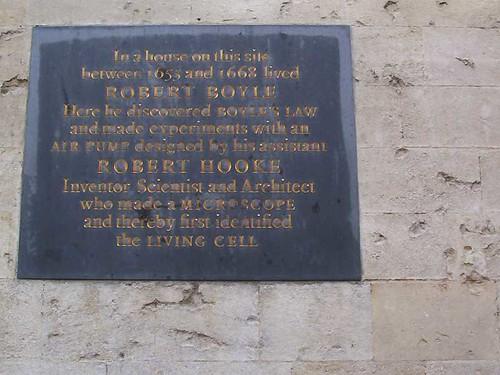 boyle plaque