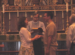 Rehearsal, Lacy's Vows