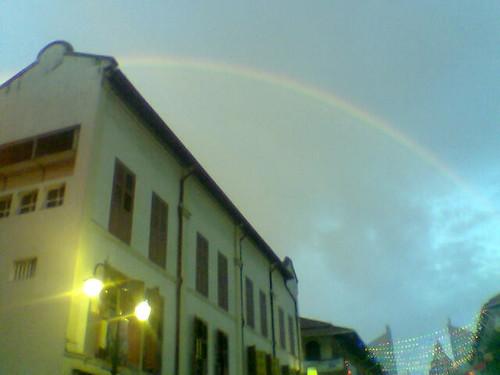 Rainbow@Chinatown