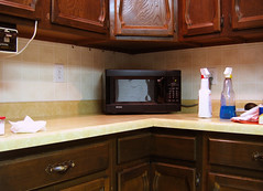home reno: new backsplash