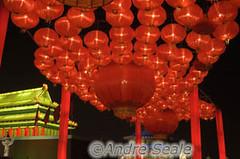 Luminárias chinesas