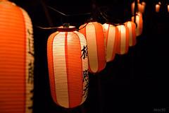 Lanterns that queue up